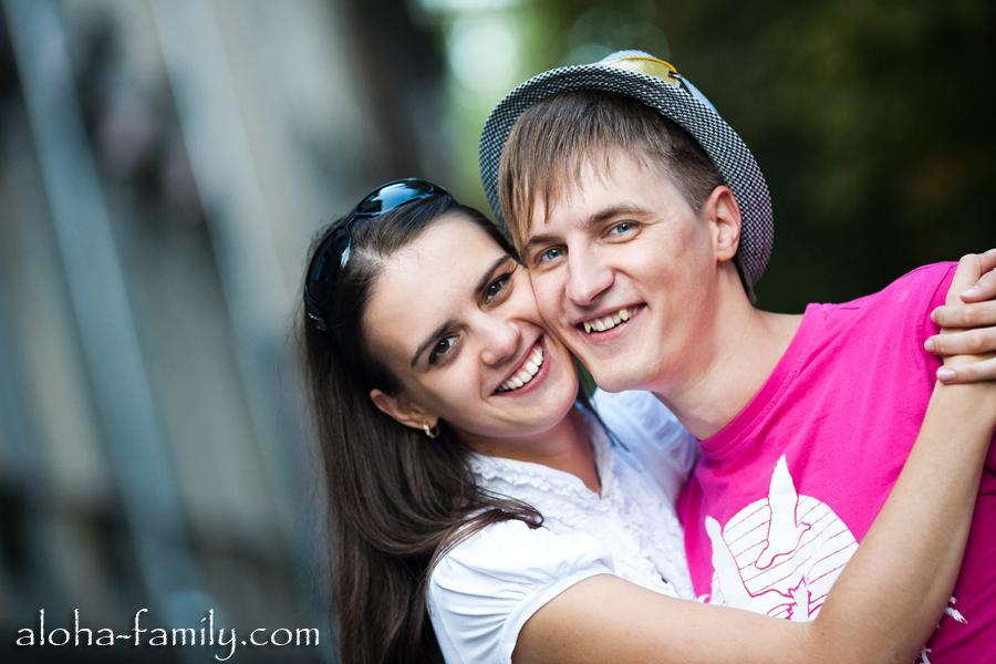 Алексей и Елена - счастливы вместе