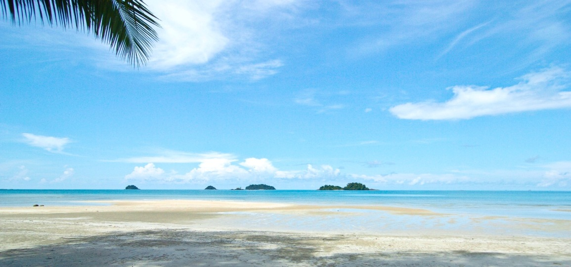 Ко Чанг - райский остров в Сиамском заливе
