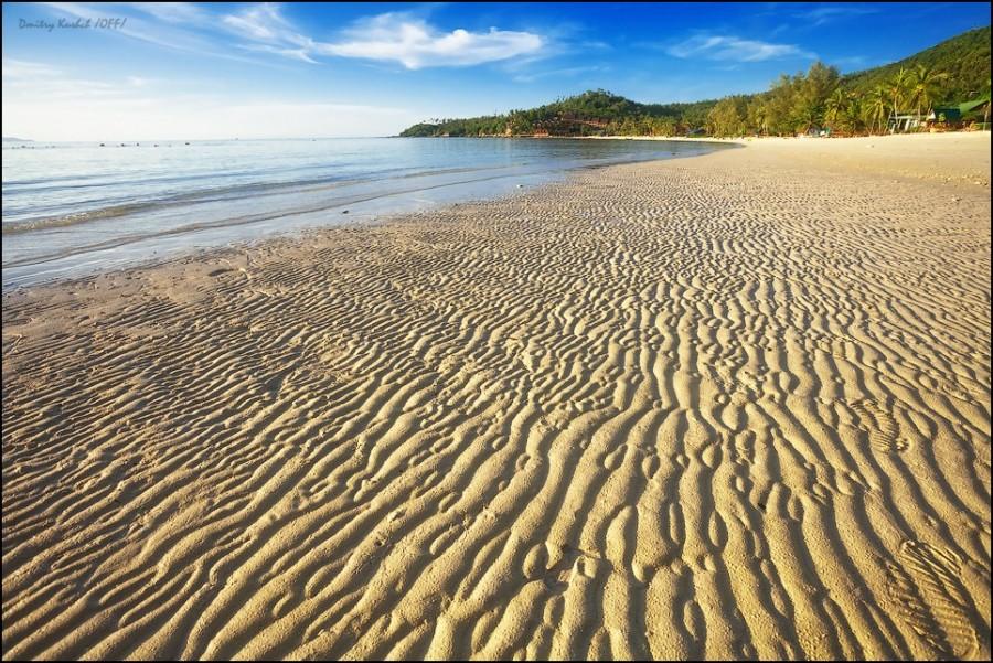Ко Панган - остров красивых пляжей