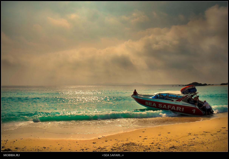 Ко Рин - остров в Сиамском заливе (моя заставка на рабочем столе на протяжении минимум полугода) :)