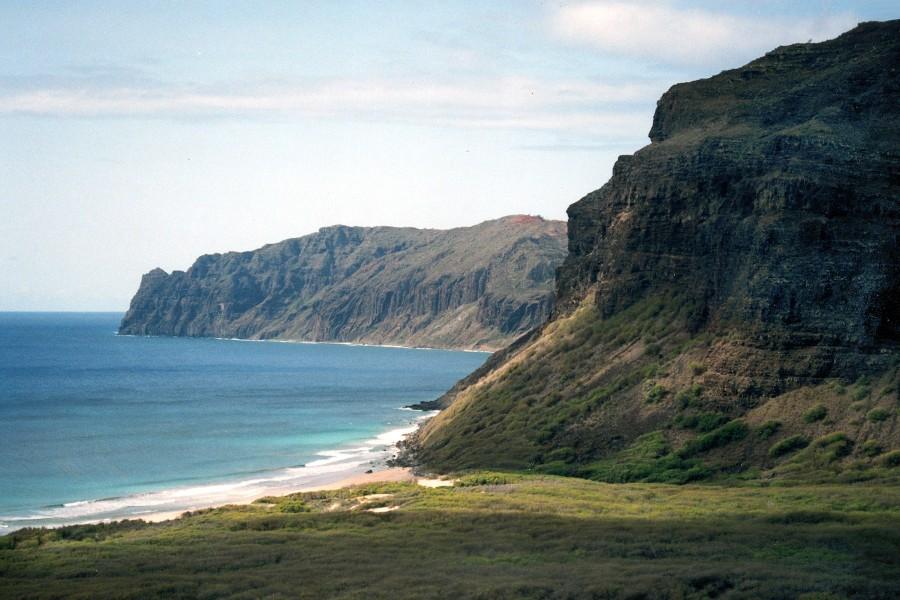 Ниихау - самый недоступный остров