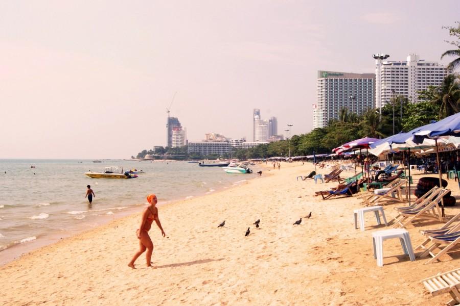 Паттайя - пляж