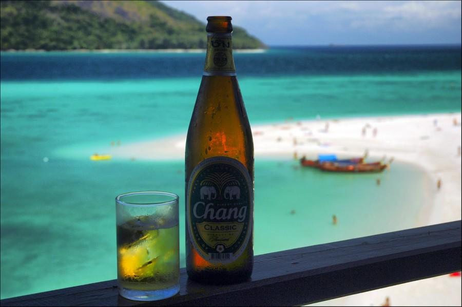 Пивасик Chang - скоро попробуем! ;-)