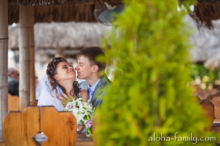 Наша первая годовщина свадьбы