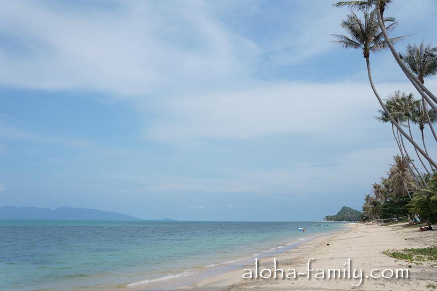 Ещё один прекрасный пейзаж пляжа Банг По