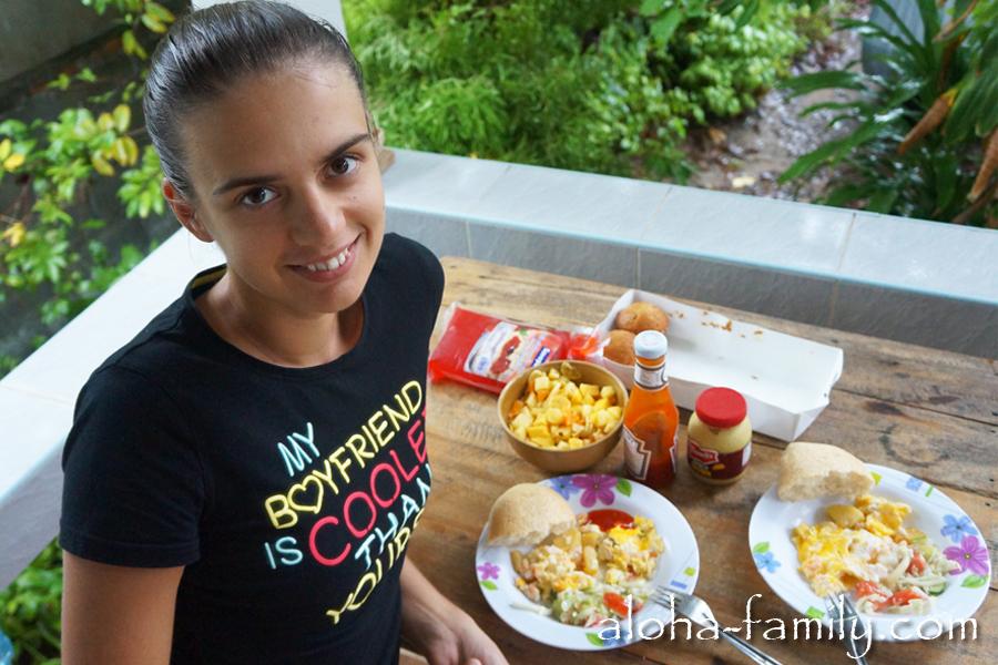 """Кулинарное шоу """"завтрак с Еленой""""! :-)))"""