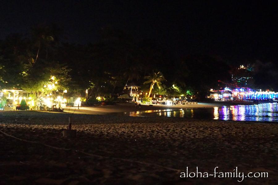 Да будет свет на Самуи - после трёх дней без электричества и Интернета (4, 5 и 6 декабря 2012 года) на острове Самуи вновь появились все блага цивилизации! Ура! :)