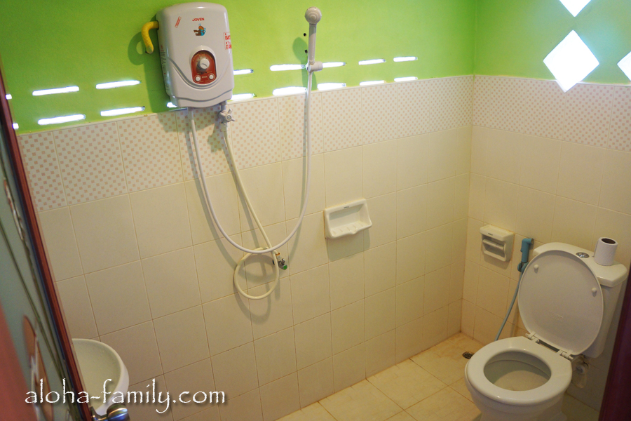 Lam Tong Resort - санузел