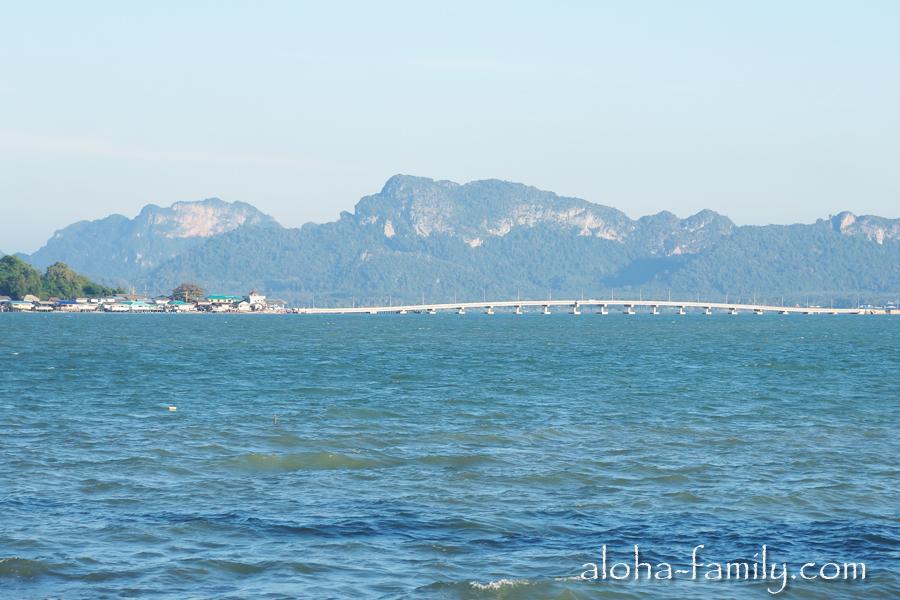 Морской пейзаж - Донсак, Таиланд