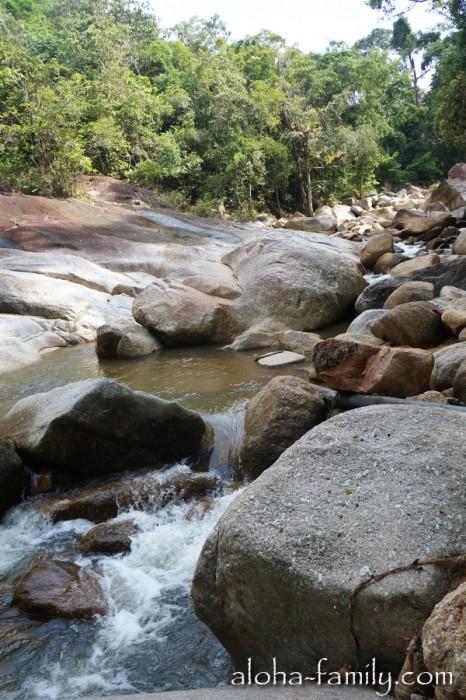 Почти водопад! :-)
