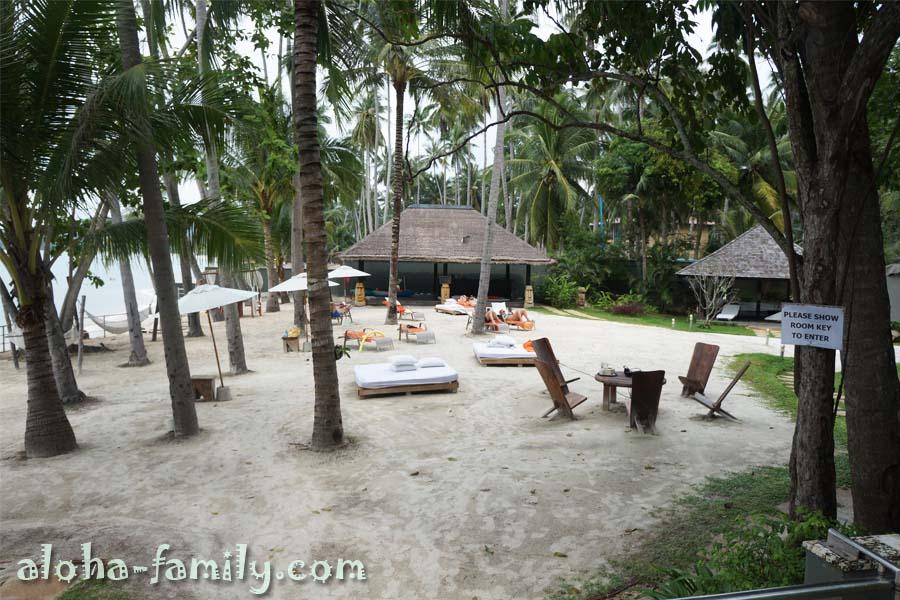 Недешевые бунгало Nikki Beach Samui - стоимость ночи почти 200 долларов