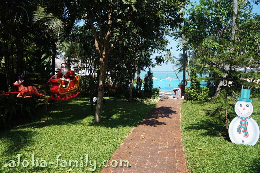 Пятизвездочный отель Melati, Tong Son Bay, остров Самуи, Таиланд