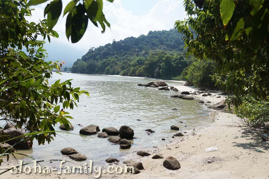 Природа Малайзии сразу заставляет нас влюбиться в неё