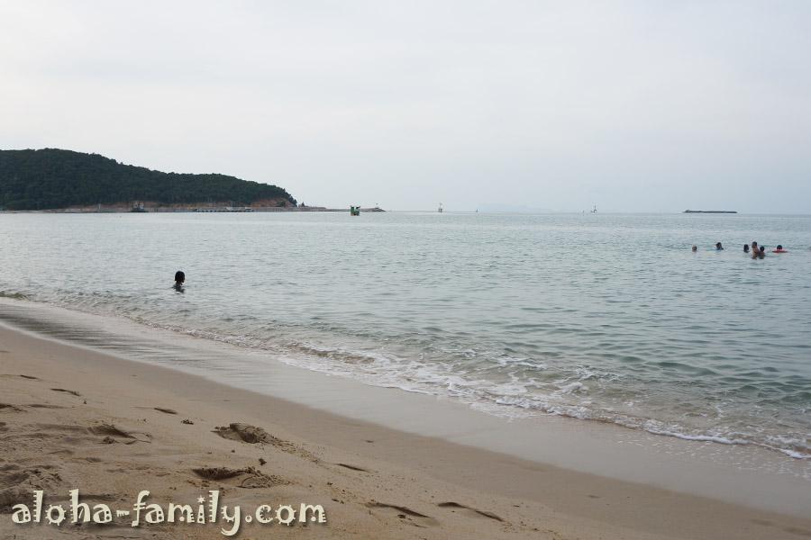 Tong Yang - тайцы оказывается могут не выходить из воды часами!