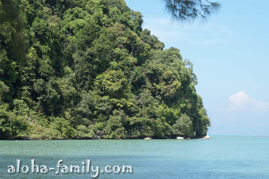 Национальный парк на острове Пенанг