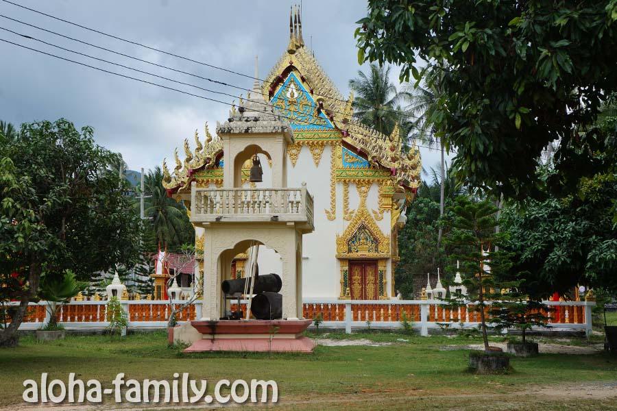 Буддистский храм Wat Samaikongka