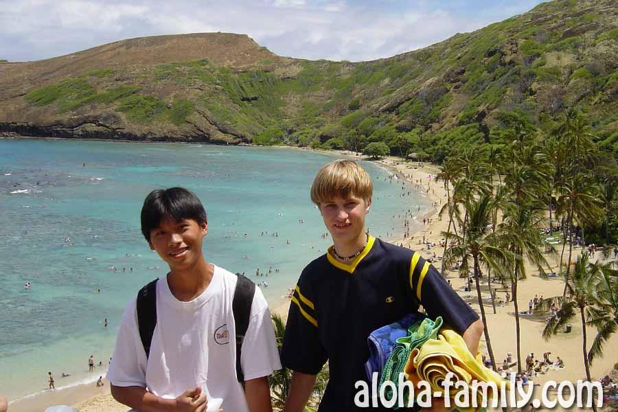 Вот они - Гавайи...=)