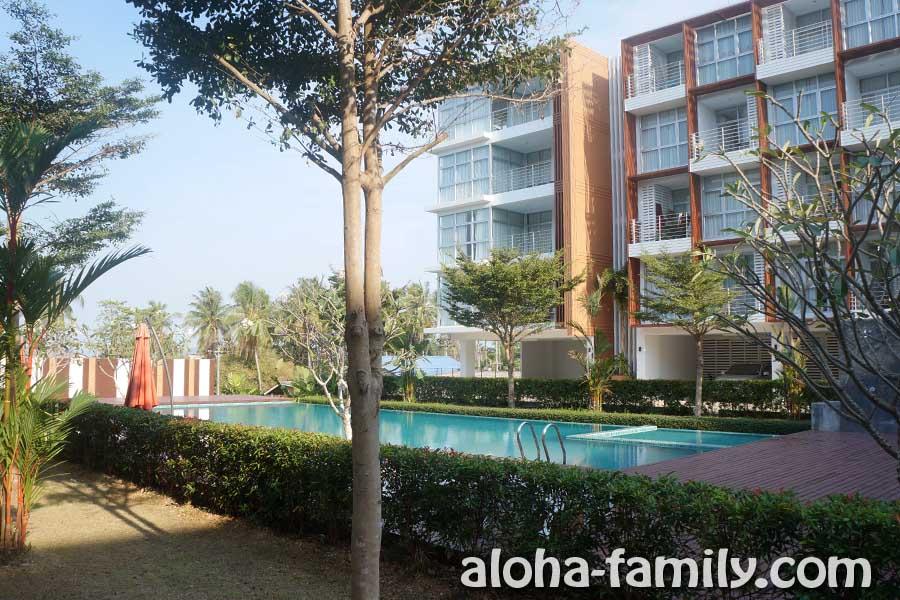 Апартаменты в Клонг Муанг по 27 тысяч бат