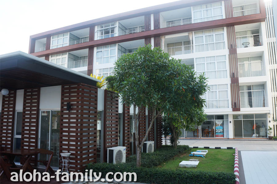Апартаменты в Klong Muang