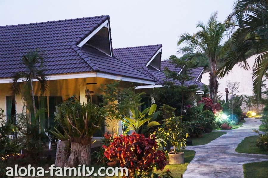 Banburee resort в Краби - отличное жилье в Ао Нанге за 12 килобат