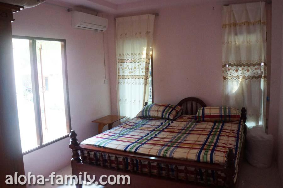 Дом номер 1 в Ао Нанге - спальня