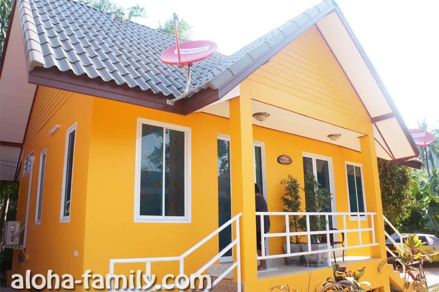 Гламурные с виду дома в Ао Нанге по 10 тысяч