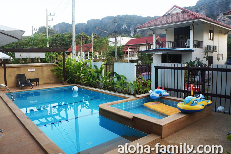 Krabi Apartment - неплохое место с завышенной ценой
