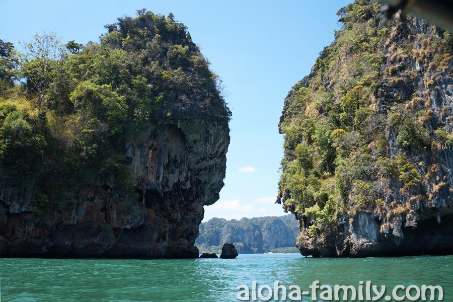 Два необитаемых островка возле Прананга