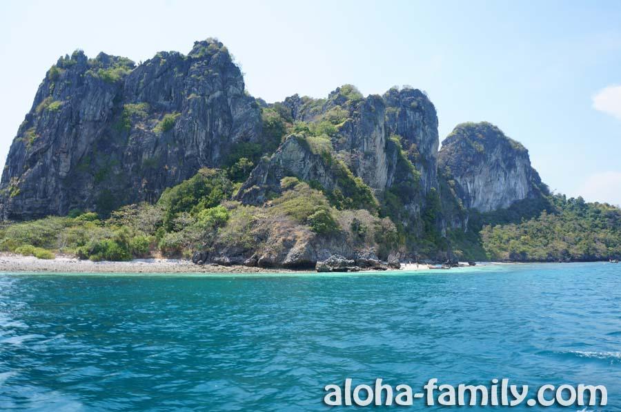 Mosquito Island - симпатичный остров возле Пхи-Пхи Дона и Бамбу Айленд
