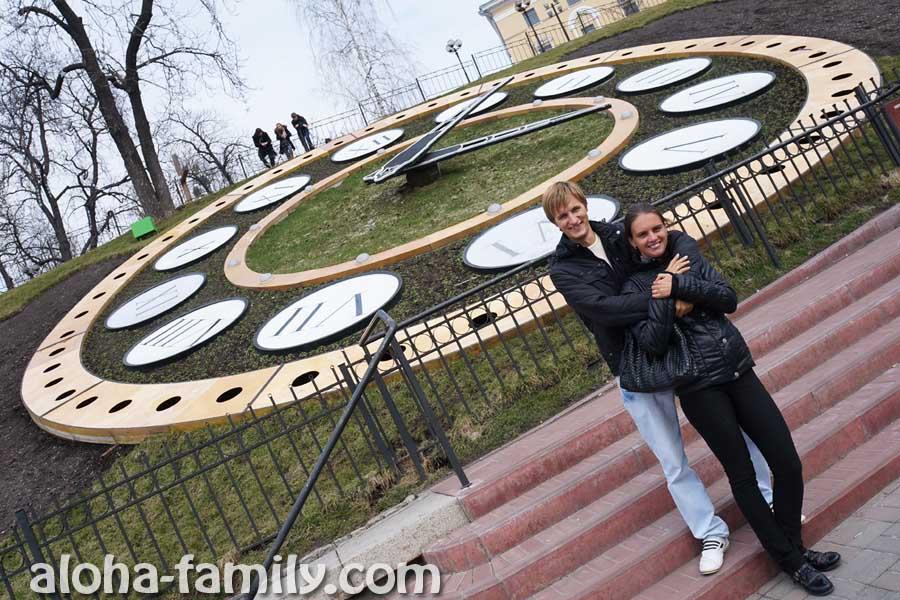 Апрельская прогулка по Киеву