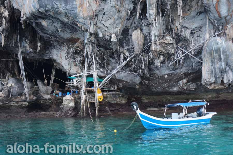Пещера Викингов (Viking Cave) на Пхи-Пхи Лей