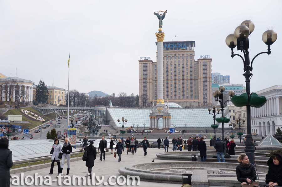 Впечатления от Украины после полугода за границей