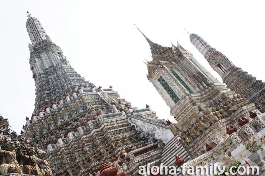 Wat Arun во всей красе
