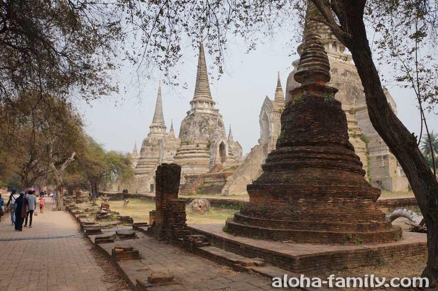 Ayutthaya - сегодня древняя столица Сиама выглядит так