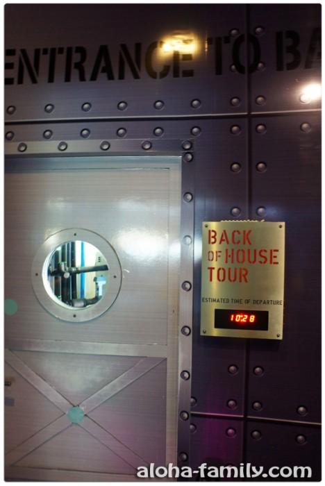 """Back of House"" тур в ""Siam Ocean World"""