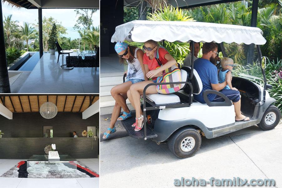 Бесплатная экскурсия по отелю Infinity Residences and Resort Koh Samui начинается! =)