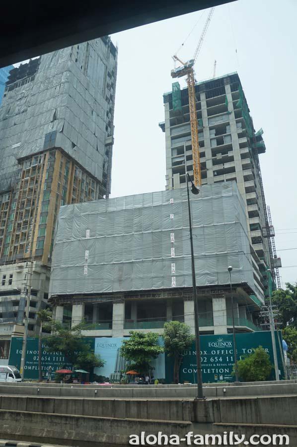 Строительство новых офисов в Бангкоке