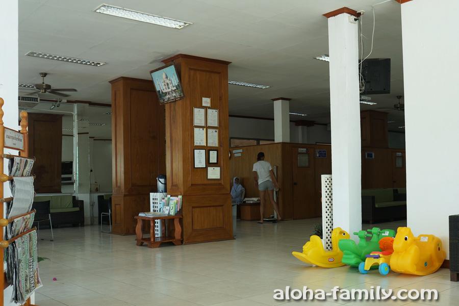 Ruamphat Hospital в Краби