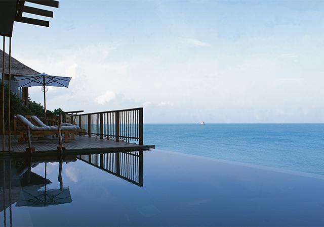 Pool Villa Suite Seaview в Six Senses Samui - $930 за номер с фантастическим бассейном