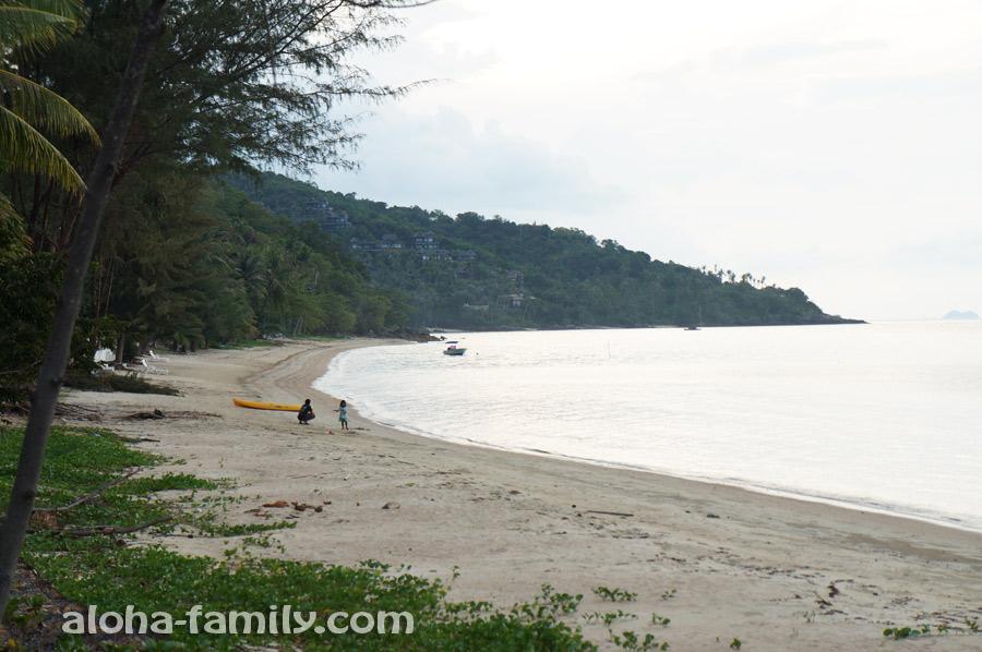 Небольшая бухта за Банг По - Thong Poon Garden Beach