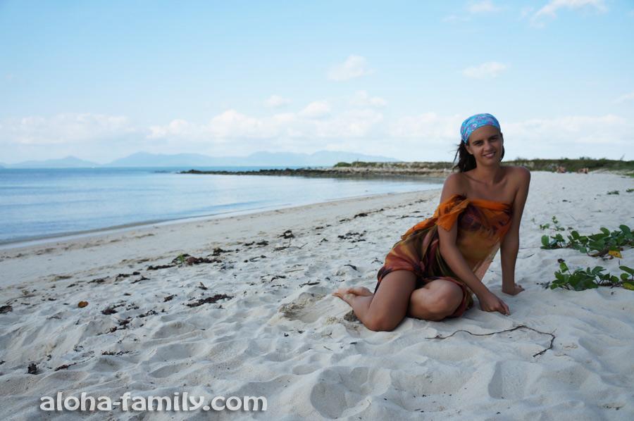 Пляж Мимоза на Самуи