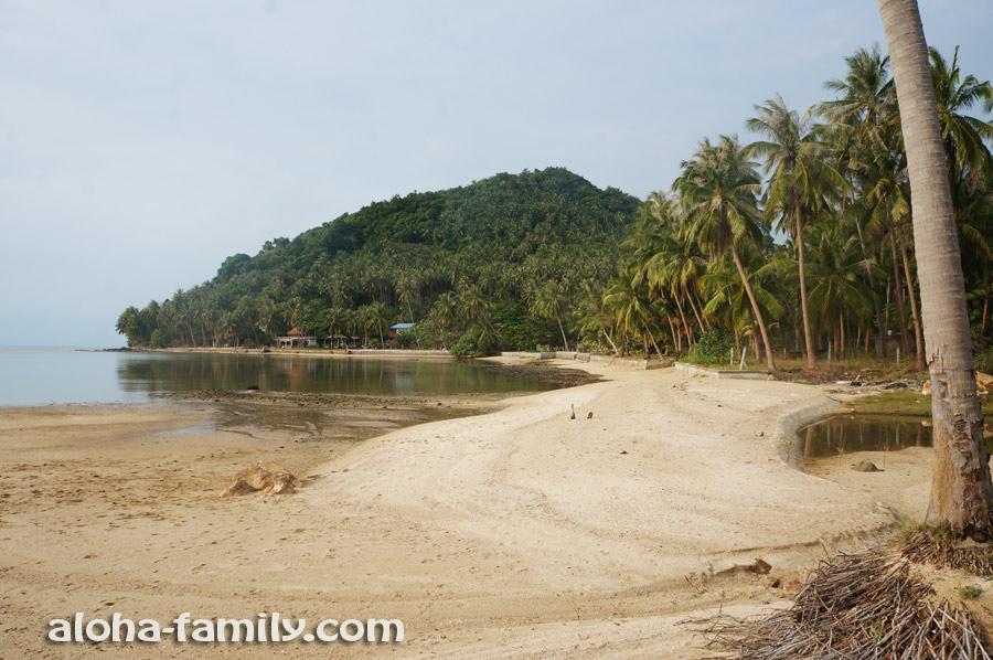 Пляж Phang Ka, если не ошибаюсь (были проездом лишь раз)