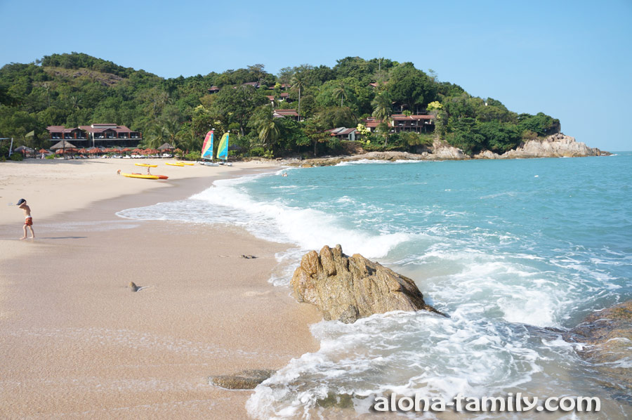 Tongsai Bay на Самуи