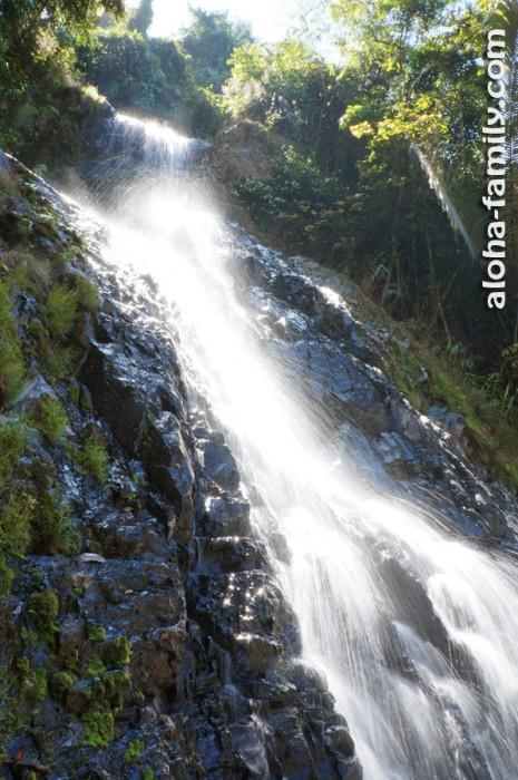 Первый водопад во всей красе