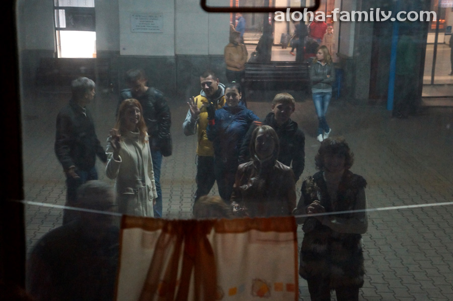 """Ну а потом был """"чемодан-вокзал-Киев"""" =)))"""