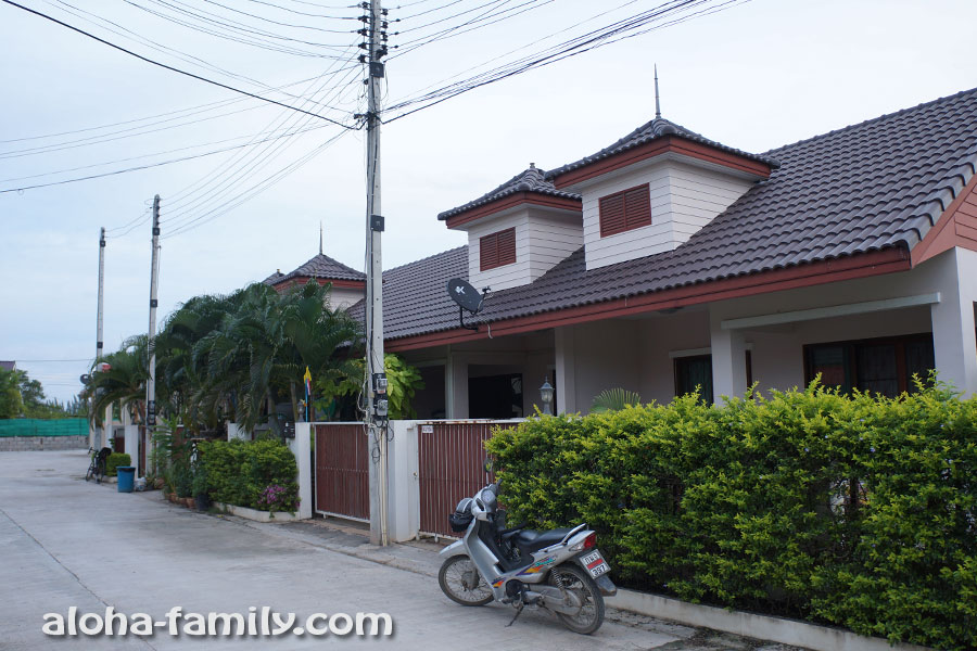 Особенности поиска дома в Хуа Хине