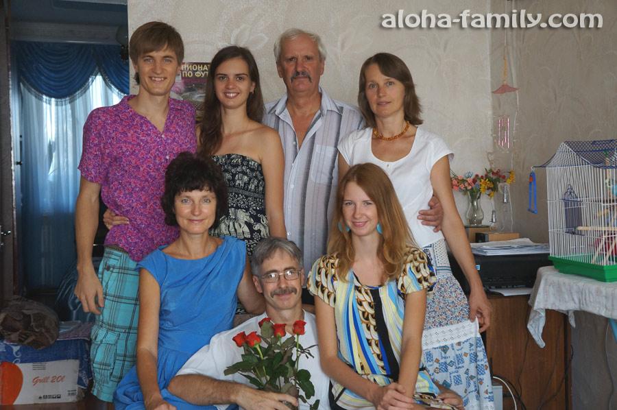 Папе исполняется 50 лет (а так и не скажешь))))