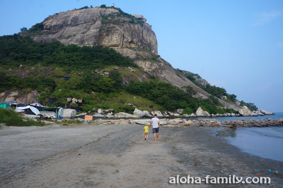 Пляж Kao Takiab