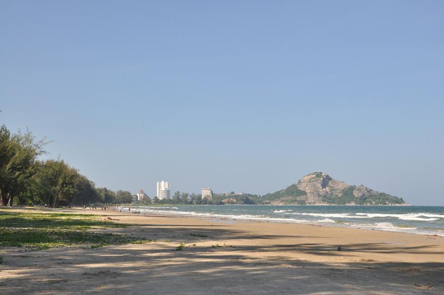 Пляж Suan Son возле Хуа Хина во всей красе
