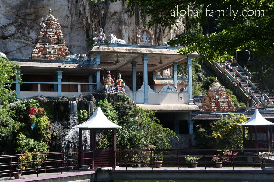 Храм у подножия лестницы